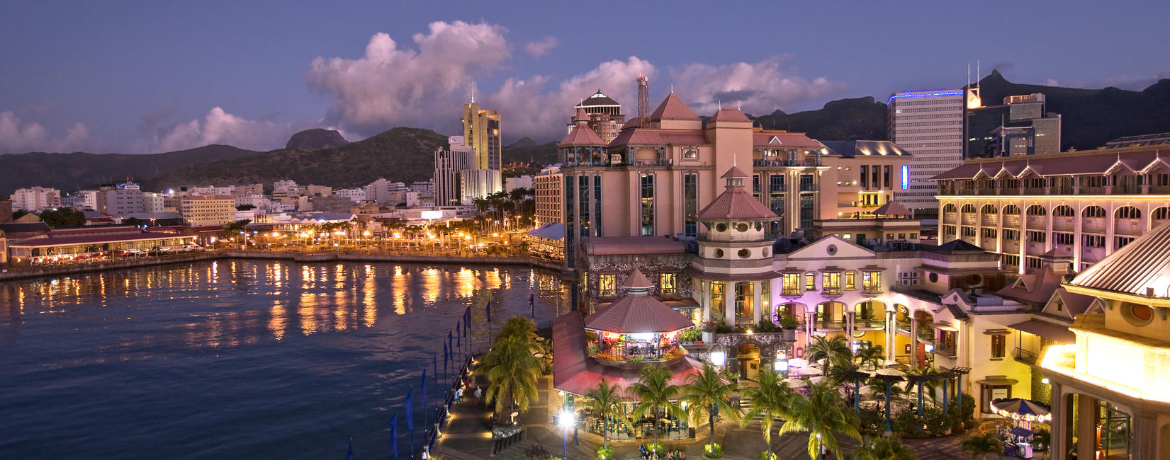 port louis capital mauritius